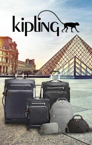 5a4588346 Bolsa de Mão Kipling Camama Preto